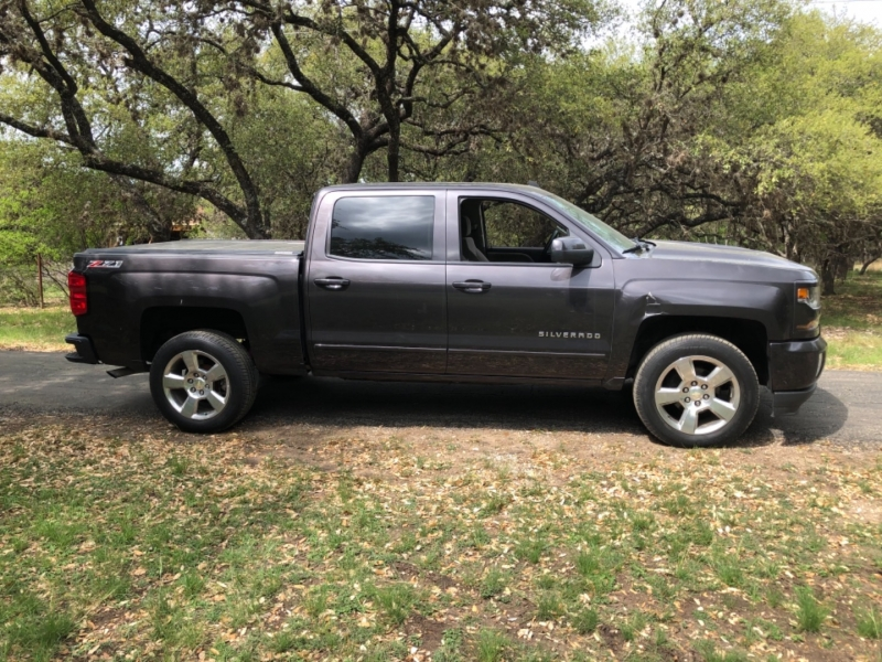 Chevrolet Silverado 1500 2016 price $28,600