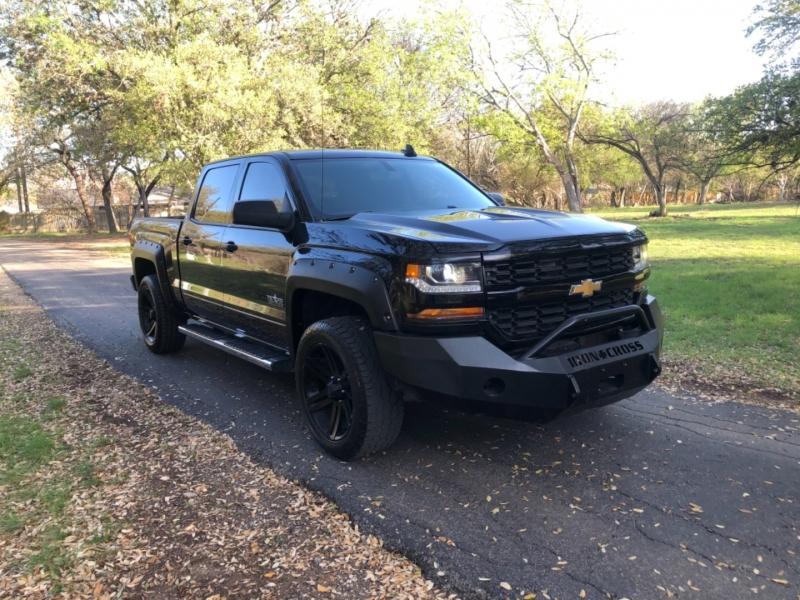 Chevrolet Silverado 1500 2017 price $32,950