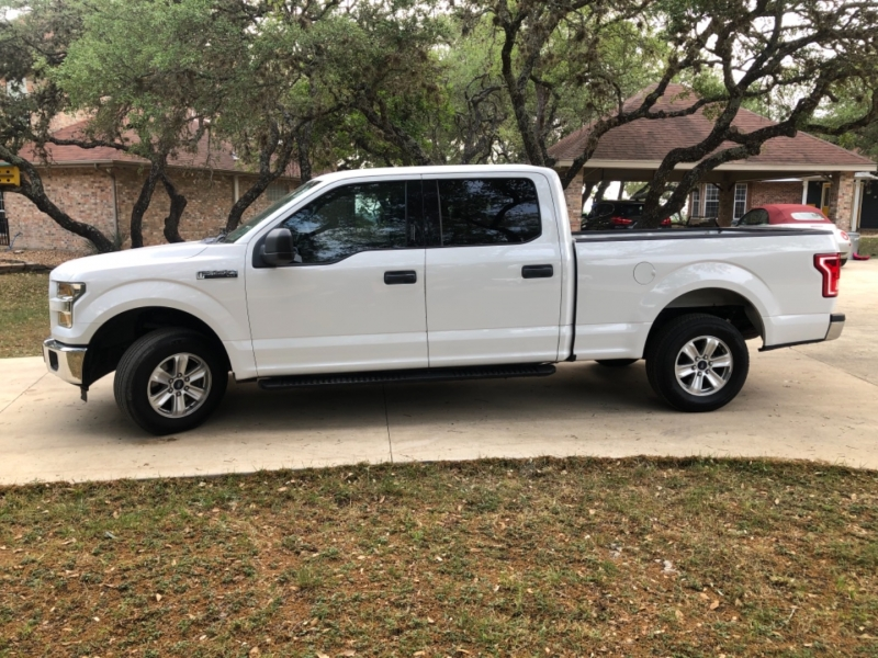 Ford F-150 2016 price $26,900