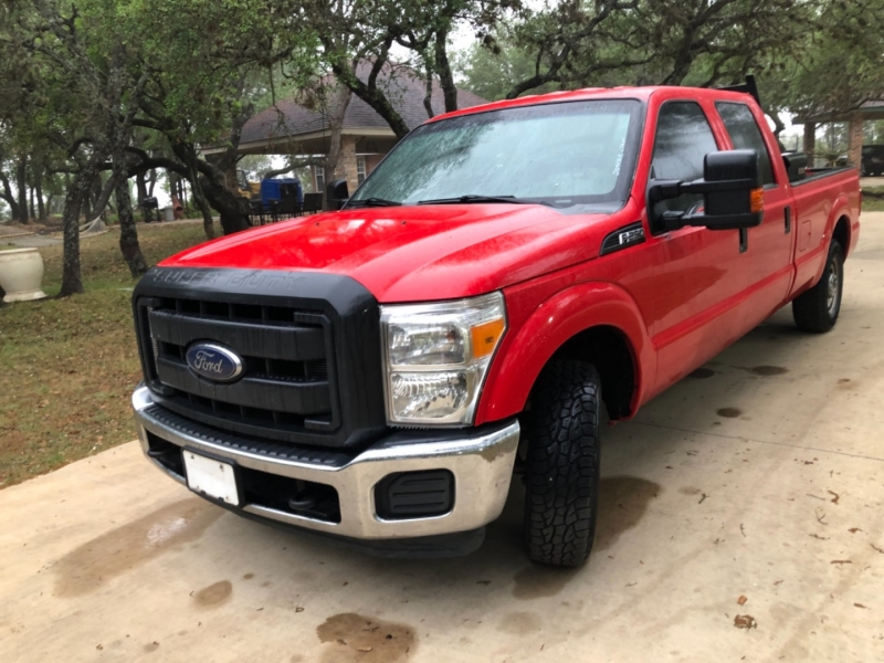 Ford Super Duty F-250 SRW 2016 price $27,900