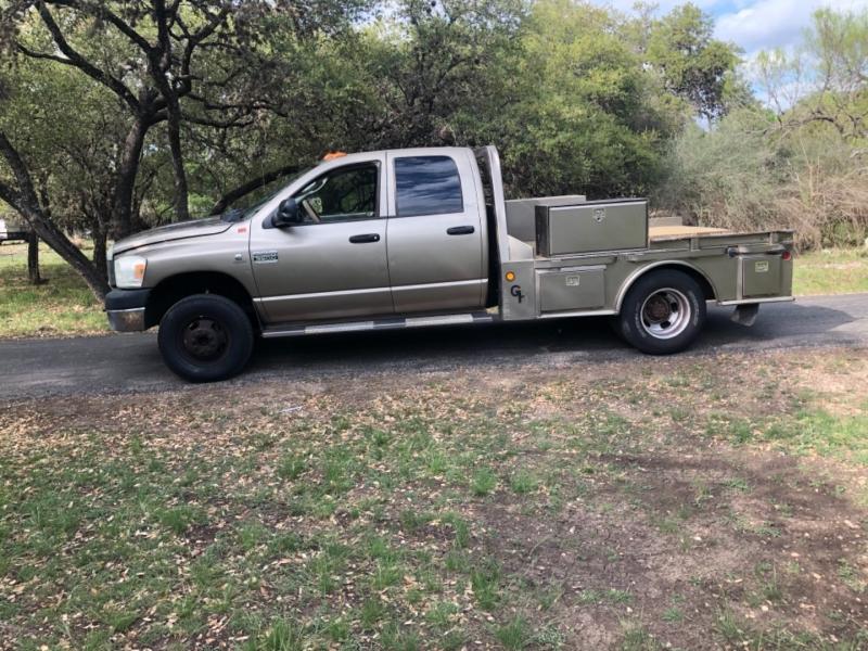 Dodge Ram 3500 2007 price $12,900