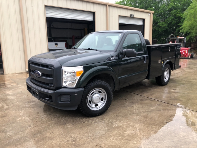 Ford Super Duty F-350 SRW 2012 price $1