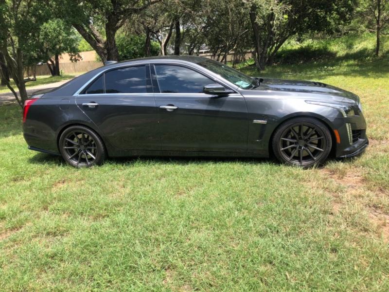 Cadillac CTS-V Sedan 2016 price $63,999
