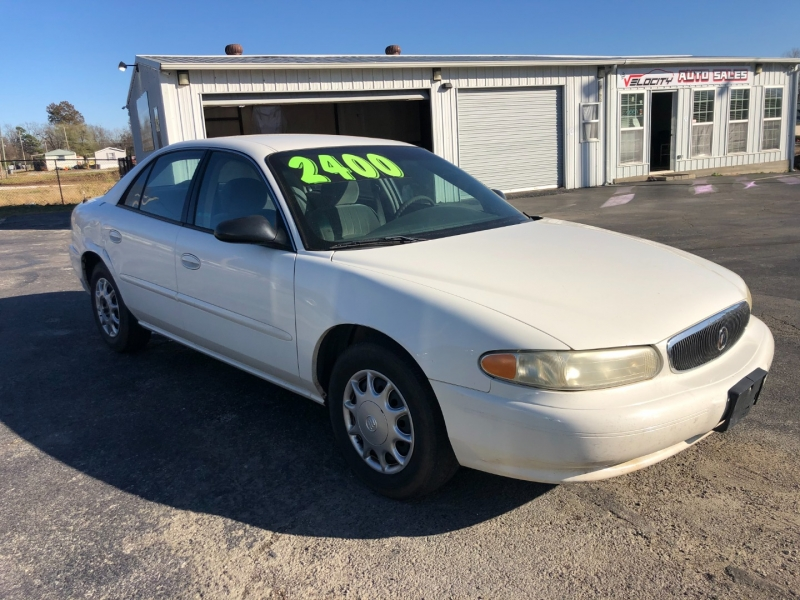 Buick Century 2005 price $2,495