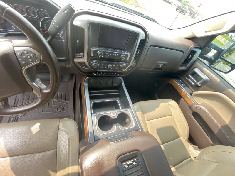 Chevrolet Silverado 2500HD 2016 price $40,595
