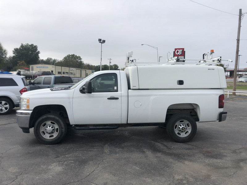 Chevrolet Silverado 2500HD 2011 price $13,999