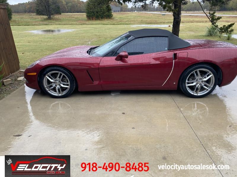 Chevrolet Corvette 2006 price $19,795