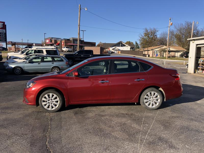 Nissan Sentra 2016 price $8,495