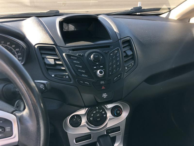 Ford Fiesta 2014 price $6,400