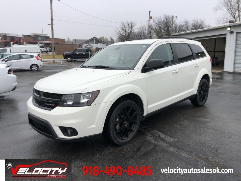 Dodge Journey 2018 price $13,995