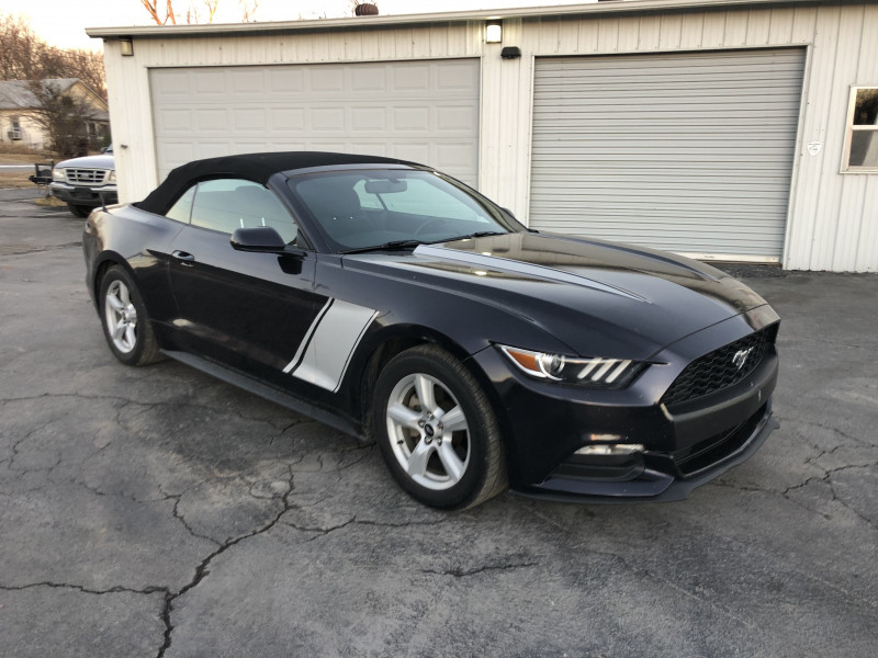 Ford Mustang 2016 price $0