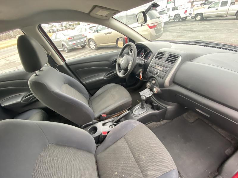 Nissan Versa 2012 price $3,995