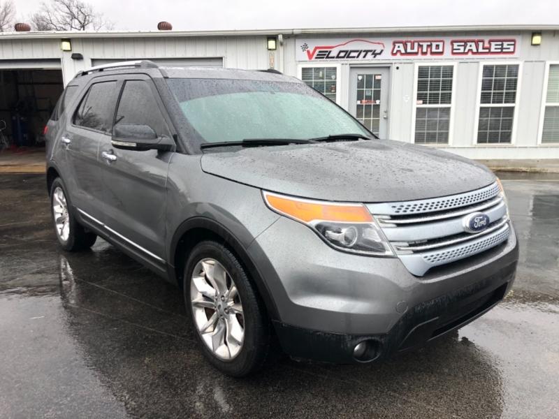Ford Explorer 2012 price $7,595