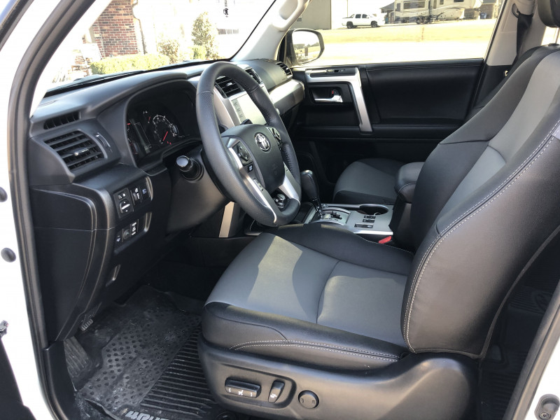 Toyota 4Runner 2020 price $43,995