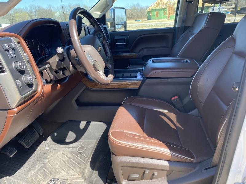 Chevrolet Silverado 2500HD 2015 price $46,900
