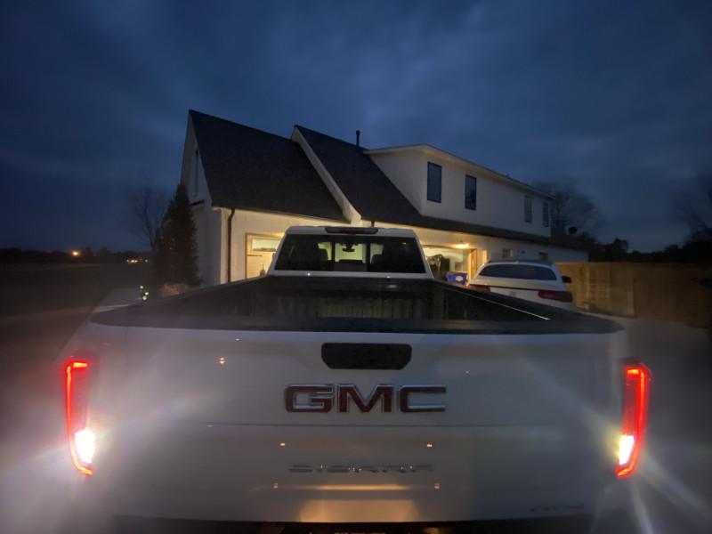 GMC Sierra 2500HD 2021 price $78,900