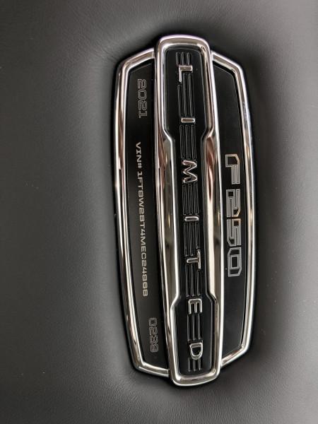 Ford Super Duty F-250 SRW 2021 price $93,500