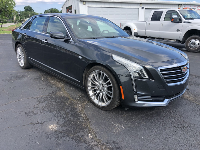 Cadillac CT6 Sedan 2016 price $0