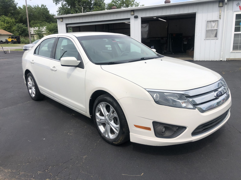 Ford Fusion 2012 price $8,495