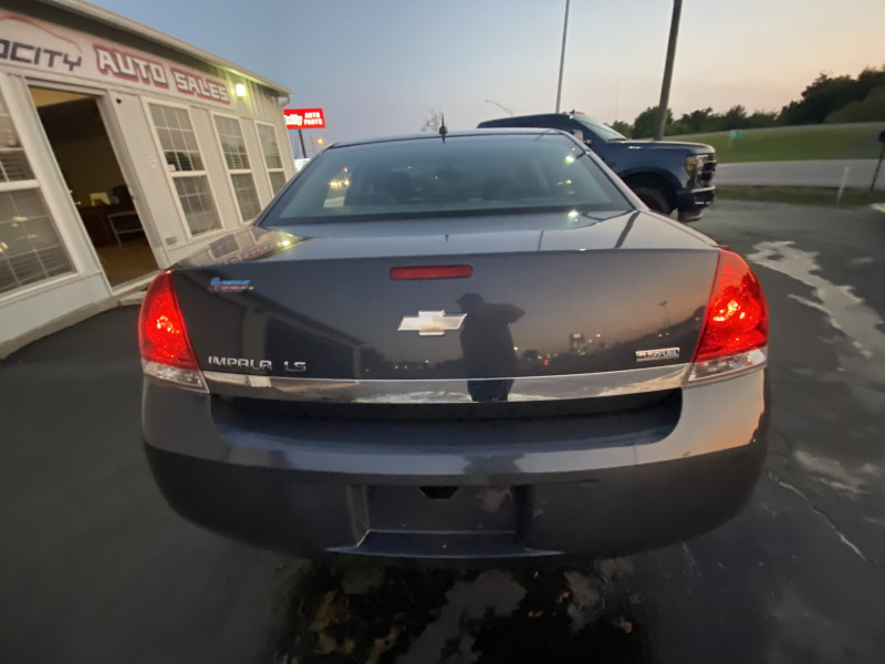 Chevrolet Impala 2008 price $4,700