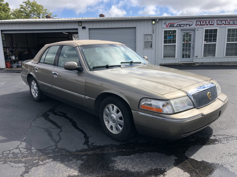 Mercury Grand Marquis 2003 price $3,650