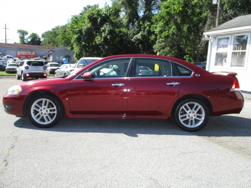 Chevrolet Impala 2009 price $8,495