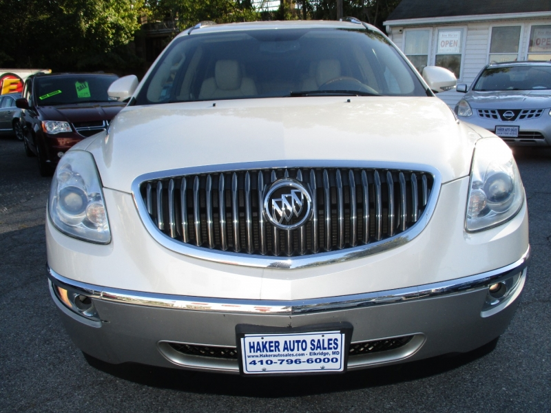 Buick Enclave 2012 price $11,995