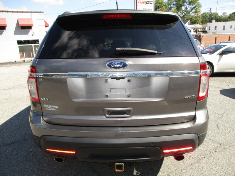 Ford Explorer 2012 price $13,895