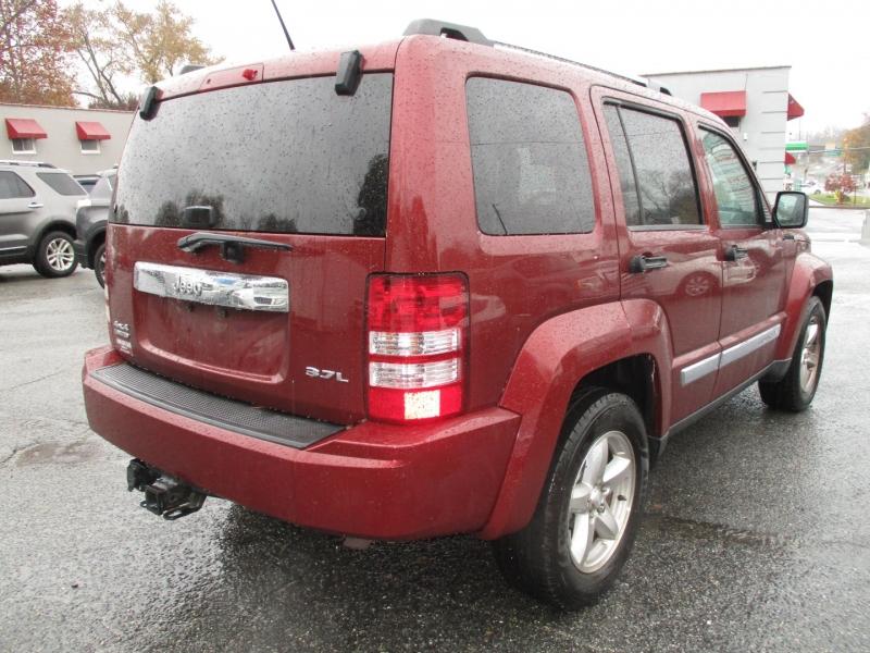 Jeep Liberty 2008 price $9,995