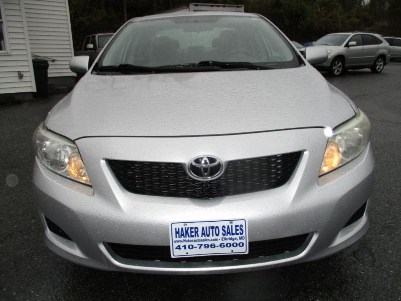 Toyota Corolla 2010 price $7,495
