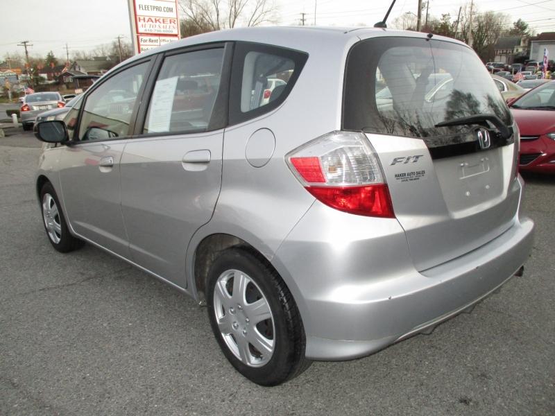Honda Fit 2011 price $7,595
