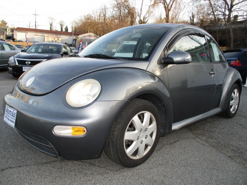 Volkswagen New Beetle Coupe 2005 price $5,595
