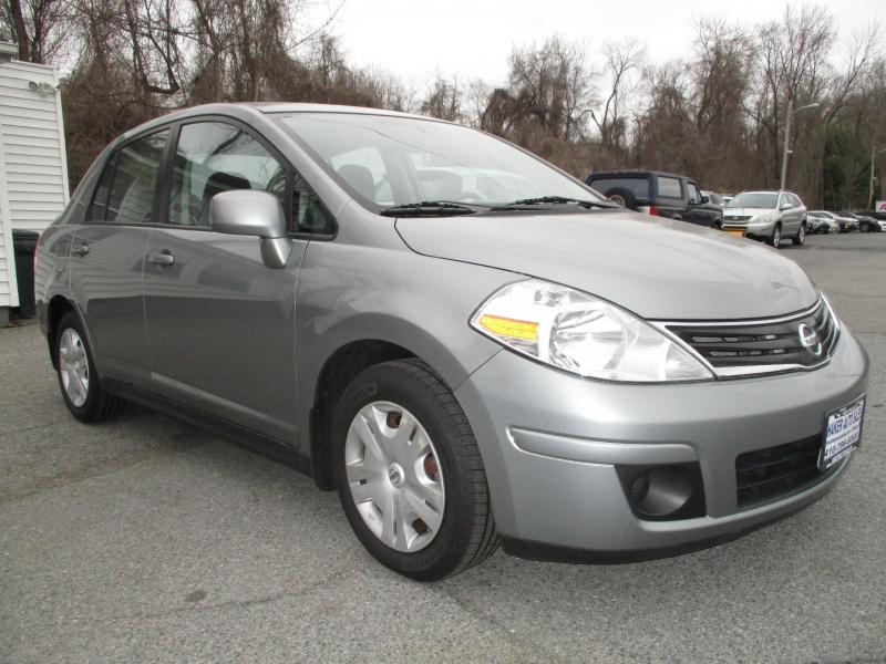 Nissan Versa 2011 price $6,995