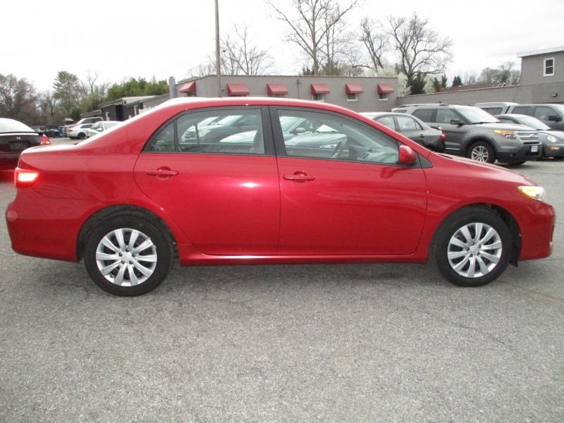 Toyota Corolla 2012 price $9,495