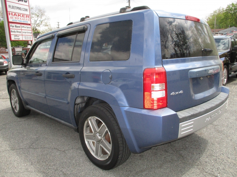 Jeep Patriot 2007 price $6,895