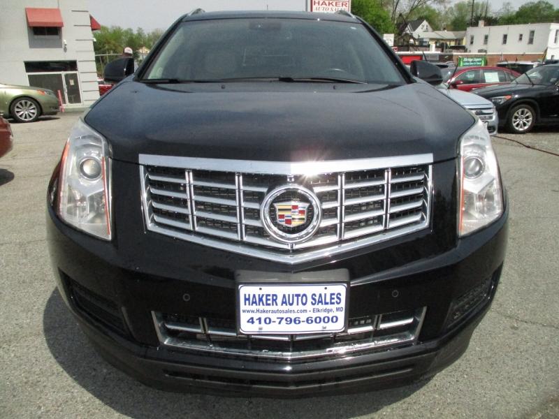 Cadillac SRX 2013 price $17,995