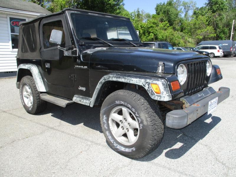Jeep Wrangler 1997 price Call for price!