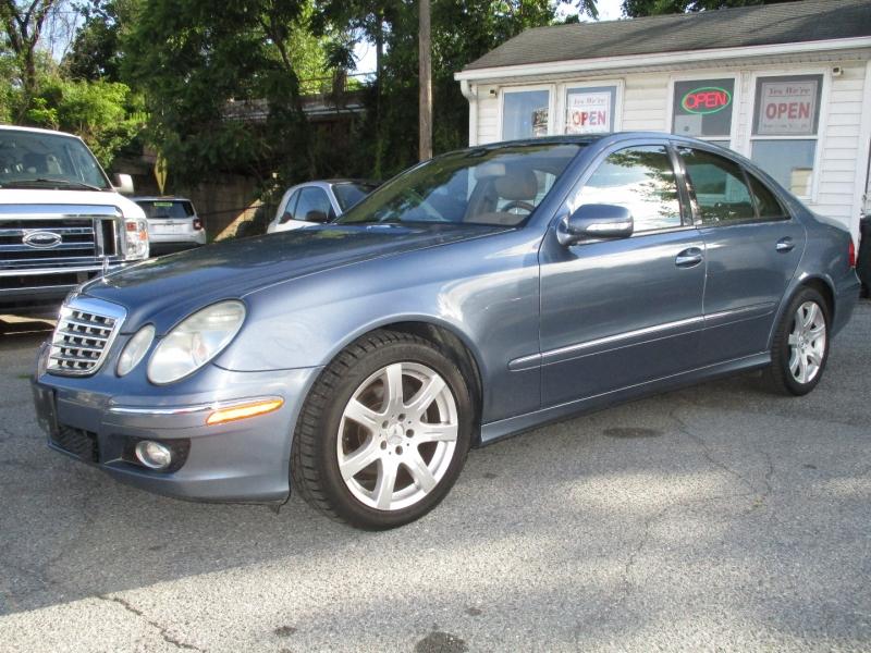 Mercedes-Benz E-Class 2007 price $9,495