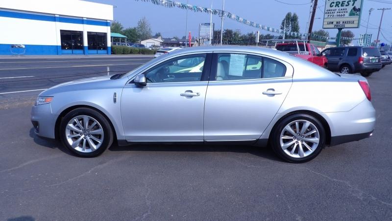 Lincoln MKS 2012 price $8,577