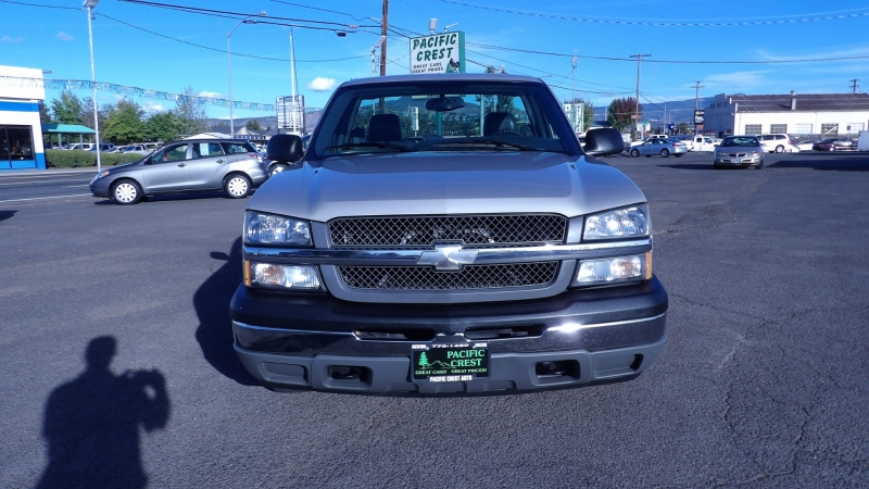 Chevrolet Silverado 1500 2005 price $8,575