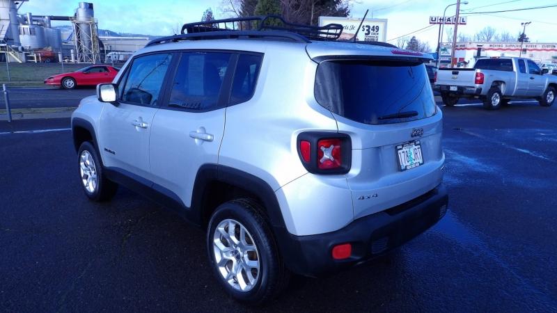 Jeep Renegade 2016 price $12,888