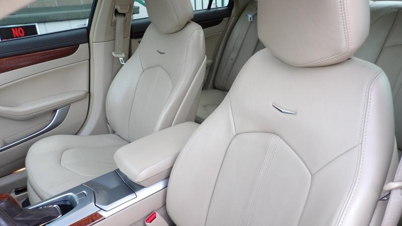 Cadillac CTS 2009 price $10,775