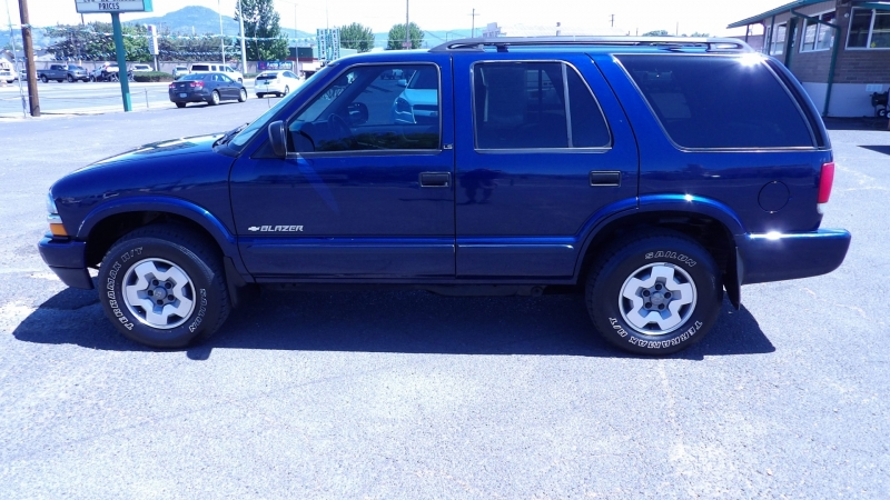 Chevrolet Blazer 2002 price $4,977