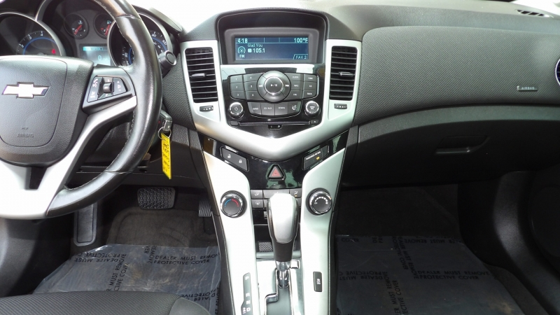 Chevrolet Cruze 2014 price $8,777
