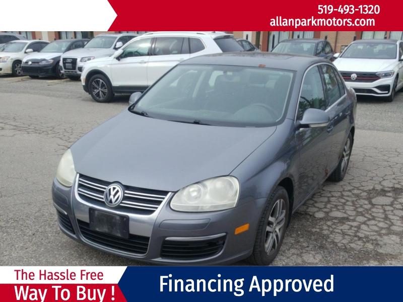 Volkswagen Jetta Sedan 2006 price $3,277