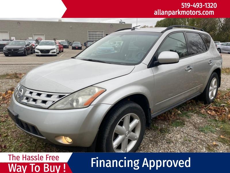Nissan Murano 2004 price $1,977