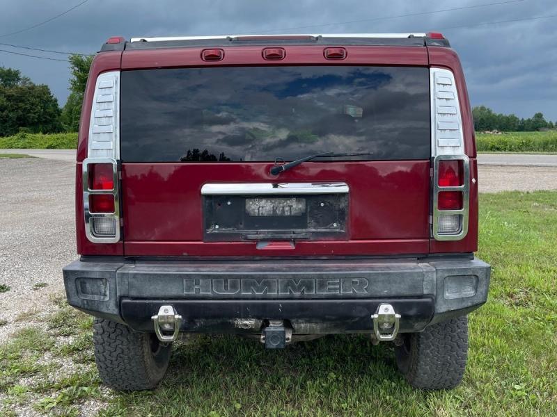 Hummer H2 2005 price $7,997