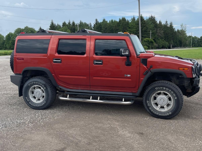 Hummer H2 2003 price $15,999
