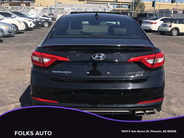 Hyundai Sonata 2015 price $13,595
