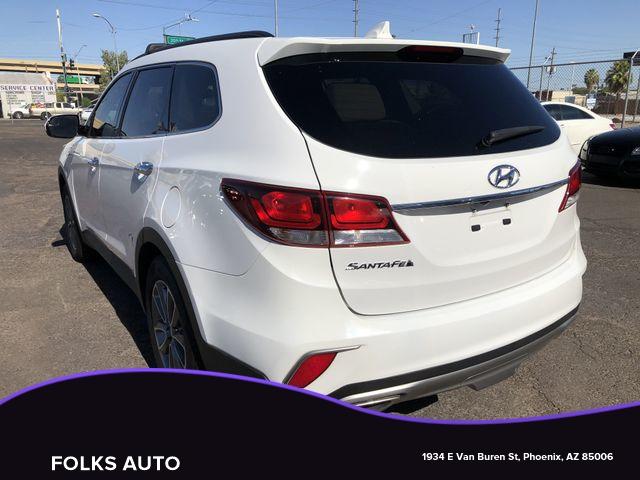 Hyundai Santa Fe 2017 price $12,595